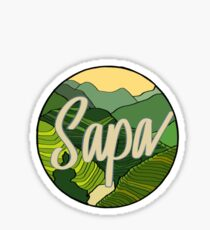Sapa Sticker