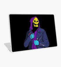 He's not the master of the universe... Laptop Skin