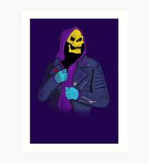 He's not the master of the universe... Art Print