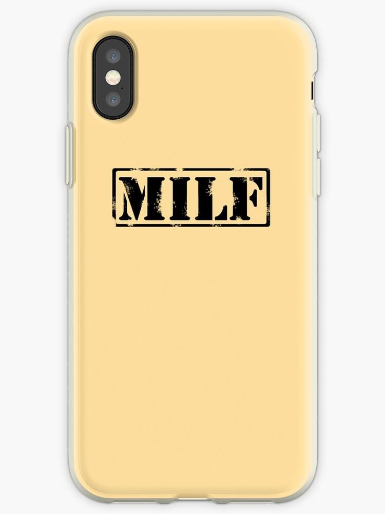 I phone milf