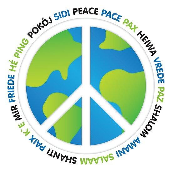 World Peace  by MangoMoon