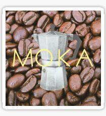 MOKA Sticker