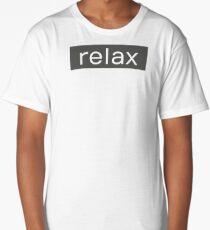 Relajarse Camiseta larga