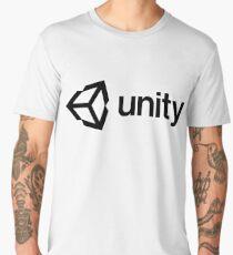Unity 3D Men's Premium T-Shirt