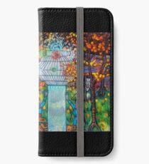 Midnight Transfer iPhone Wallet/Case/Skin