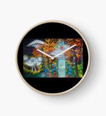 Midnight Transfer Clock