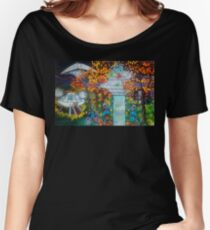 Midnight Transfer Women's Relaxed Fit T-Shirt