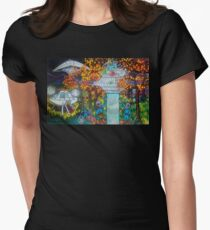 Midnight Transfer Women's Fitted T-Shirt