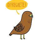 Offreghete!  by Aurora Cacciapuoti