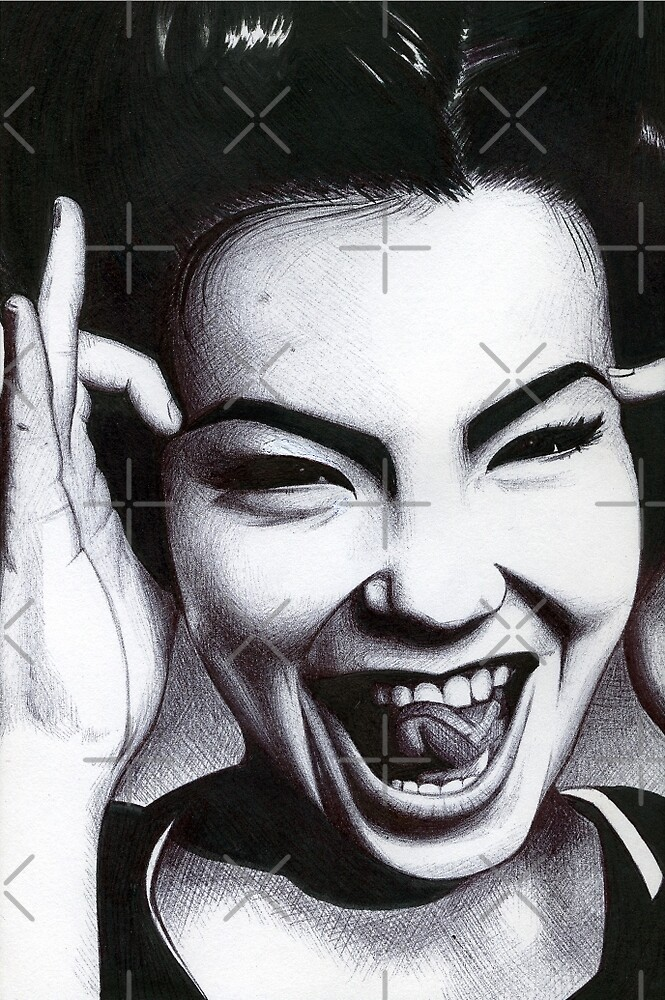 bjork by coquillage