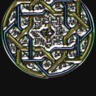 Islamic Mandala by wu-wei
