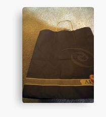 BAG Canvas Print