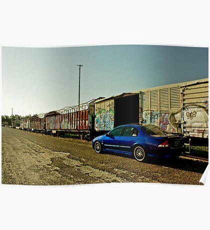 My AU Ford Falcon XR8 #2 Poster