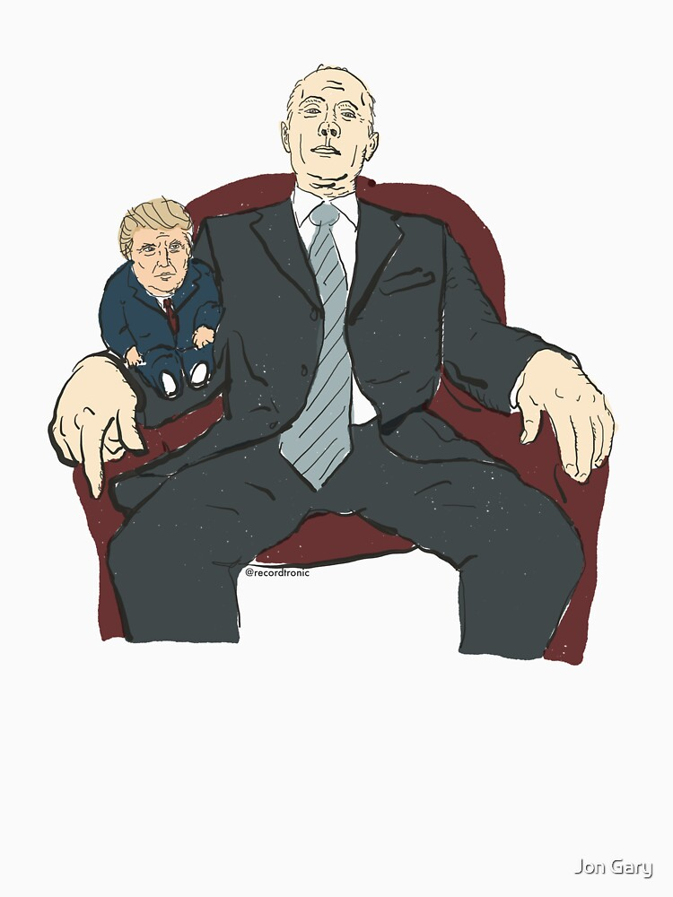 Vlad and little Donald by jongary