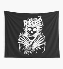 Ghost Riders Wall Tapestry