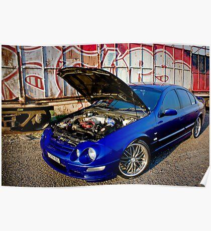 My AU Ford Falcon XR8 #1 Poster
