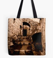 Characteristic Stairs Tote Bag