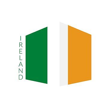 Flag of Ireland by archiba