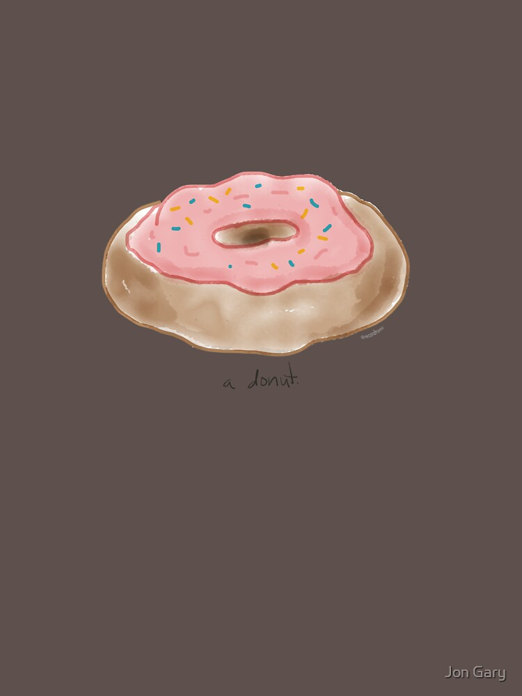 I drew you a donut. by jongary