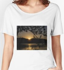 First Light in the Ozarks Women's Relaxed Fit T-Shirt