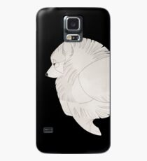 Large version - Japanese Spitz Case/Skin for Samsung Galaxy