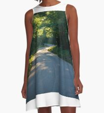 Morning Light A-Line Dress