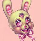 Pastel Bunny by Goatshrine