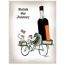 No.6 Relish the Journey by Tony Fernandes