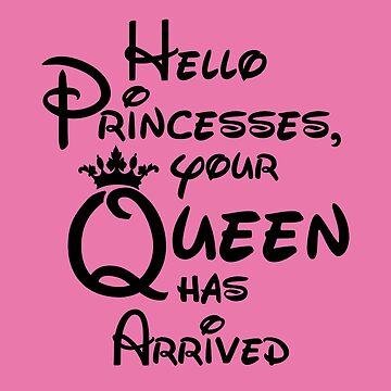 Hello Princesses by artediamore