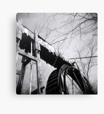Ole Spencer Mill Canvas Print