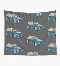 Thing - Aircooled Trekker Wall Tapestry