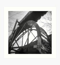 Ole Spencer Mill two Art Print