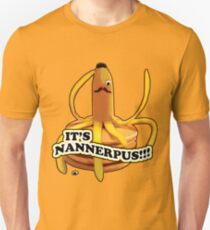 It's Nannerpus!!! Slim Fit T-Shirt