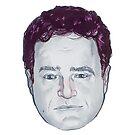 Just the Head (of Matt Besser) by Bryan Moats