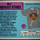 433 - Special Offer Card by Foob's Baseball Cards