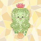 Ice Cactus by Kho Tek Mei