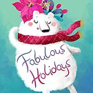 Fabuous Christmas Bear by colonelle