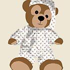 Gute Nacht Teddybär von Orikall