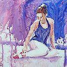 Five Minute Break by Lora Garcelon