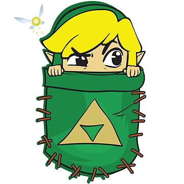 Pocket Link by anguishdesigns