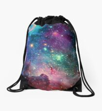Galaxy Drawstring Bag