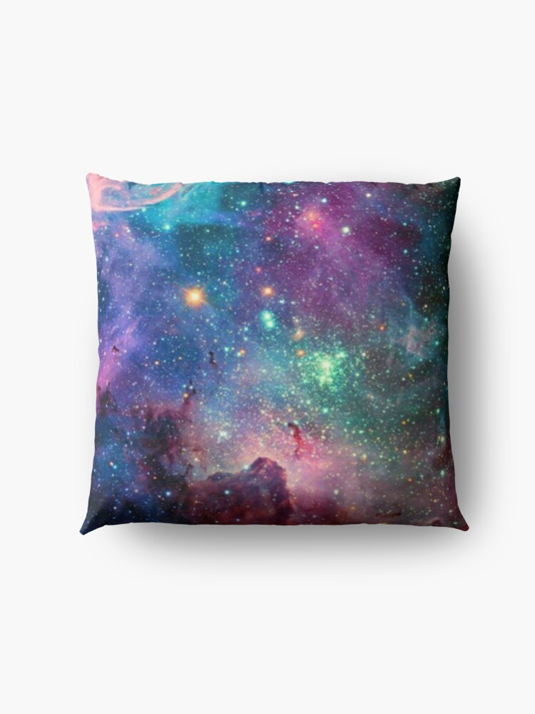 Alternate view of Galaxy Floor Pillow