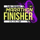 Las Vegas Marathon 2018 by oddduckshirts