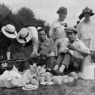 1920's Picnic in Gloucestershire by MikeShort