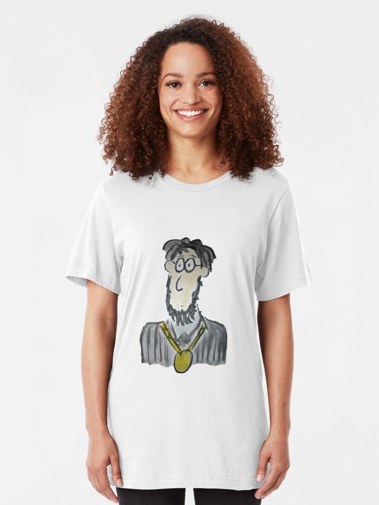 Alternate view of Medal Slim Fit T-Shirt
