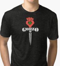 Hunter S. Thompson Gonzo Shirt Tri-blend T-Shirt