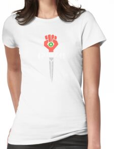 Hunter S. Thompson Gonzo Shirt Womens Fitted T-Shirt