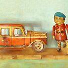 «Juguetes vintage» de Val Garcia Duran
