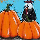 Pumpkin Season by StressieCat
