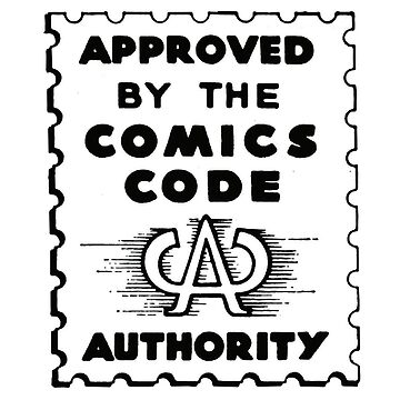 Comics code by dtkindling